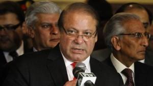 وزیراعظم پاکستان نواز شریف  تین روزہ دورے پر سری لنکا روانہ
