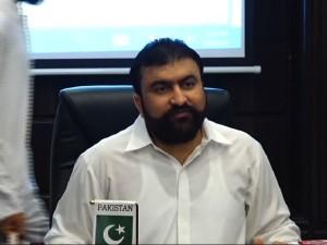 صوبائی وزیر داخلہ بلوچستان سرفراز بگٹی بم دھماکے میں بال بال بچ گئے