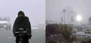 کراچی میں سردی کی لہر 20 سے 22 جنوری تک جاری رہنے کی پیشگوئی