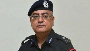 مشتاق مہر آئی جی پولیس سندھ تعینات