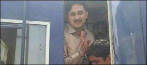 سابق رکن قومی اسمبلی جمشید دستی گرفتار