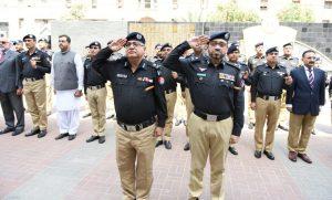 مشتاق مہر نے آئی جی پولیس سندھ کا چارج سنبھال لیا