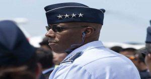 جنرل چارلس براؤن امریکی ایئر فورس کے چیف مقرر