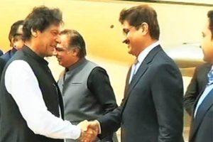 وزیراعظم پاکستان عمران خان کا کراچی کیلئے  1100 ارب روپے پیکج کا اعلان