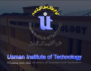 عثمان انسٹیٹیوٹ آف ٹیکنالوجی میں داخلوں کا آغاز